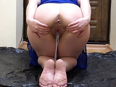 Hairy Pussy Deep Foot Fetish
