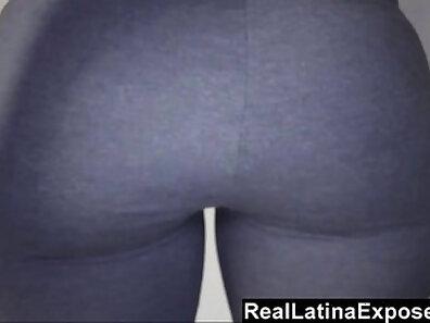 Splendid ass slut on real CG