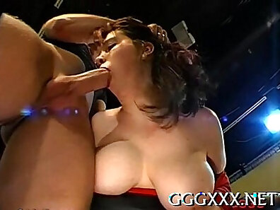 Cum on abigaile to tiny belly - creamy tits