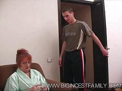 Fucked mom and son on grandma s fucking