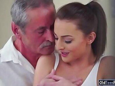 handsome grandfather sex