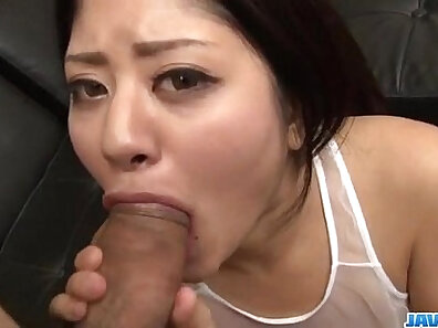 Amber makes a truly great blowjob, oral pleasing