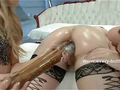 Blonde in sexy yoga pants ass banged deeply by Master