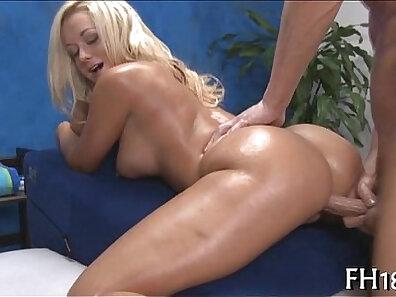 Stunning argentines booty massage