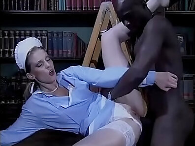 Black awesome guy screwing with white girl