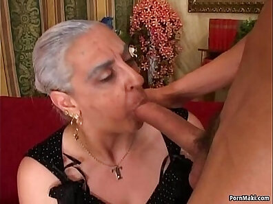 Naughty Shoot Anal Fucking Granny Feed His Cock Right Now!
