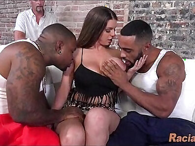 black wives eat out husbands white cock