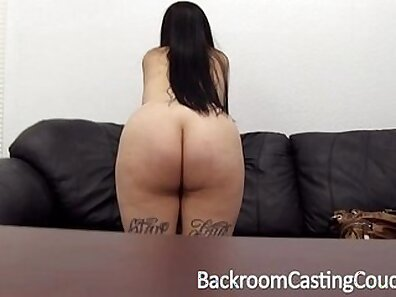 BANG Casting: Hot Client Takes a Hot Anal Sex