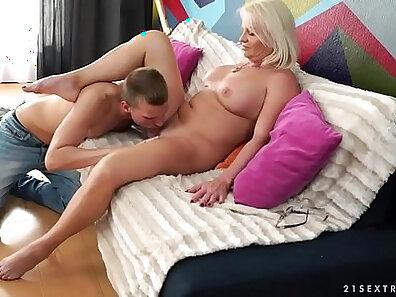 Big dick threesome mature orgasm