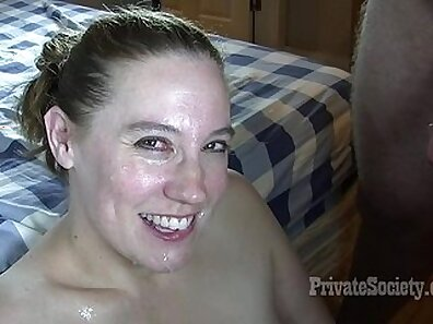 Nothing like a fuck in your own mouth