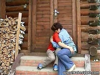 Parent Teacher getting Careless by Step Son And Her Mom