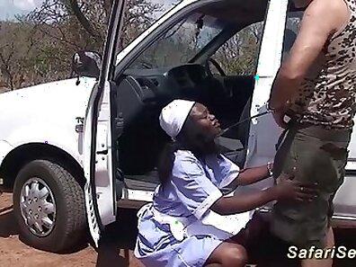 Busty Ebony Housewife Sani Leads