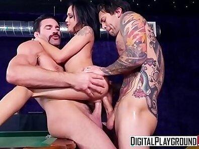 Amazing pornstar in Horny Group sex, Adult scene