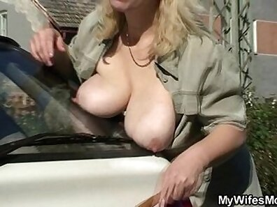 Mom and Daughter fucking spunk