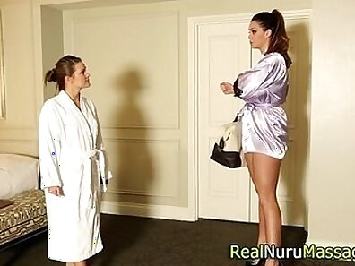 Audrey and Florence Black are very filthy naughty lesbian bonks