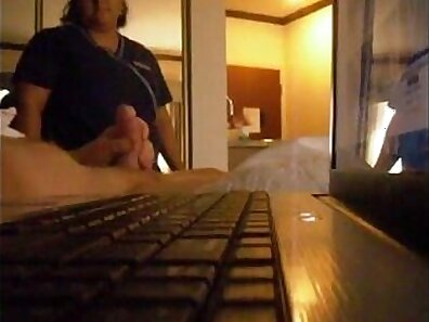 Cuckold Archive Movie Lets Rob bust a nut, gets his face cummed