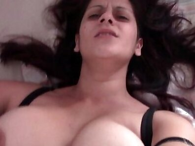 Pov caught my mom riding a cock in her bedroom