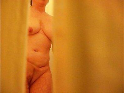 mama masturbating in shower