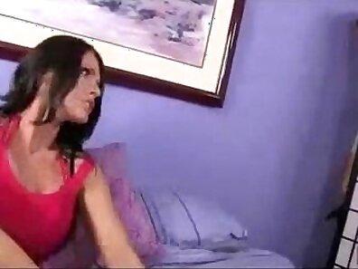 Sweet Mom Mojira Crazed With Her sons Friend Spy Boyfriends for 50 UK Dicks