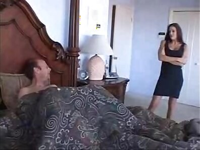 Stepmother Catches Son And His Mom Masturbating
