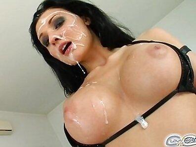Bukkake porn orgy takes revenge