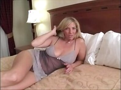 Step mom was blowing his cock in the POV style!
