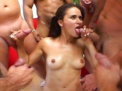 Another throbbing cum swallow