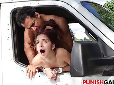 Blonde Teen Gets Drilled Until She Squirts