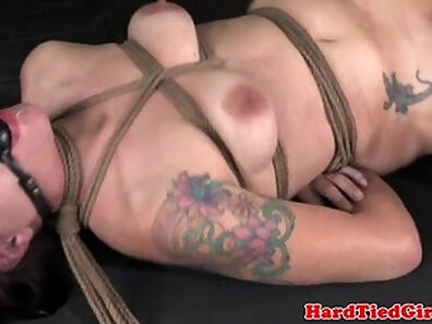 Amazing orgasm during milking