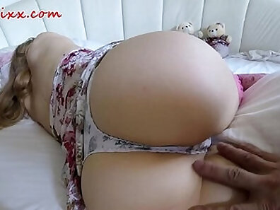 Step sister ass fucked in her sleep to wake me up son