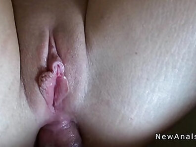 Mystepmommixed.tv Girlfriend likes POV anal pleasure video