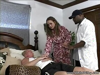 Small tit white housewife gets anally fucked