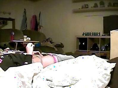 Asian Girl Masturbating On Hidden Camera