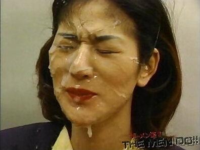 Japanese Mumbai Big Sexy Bukkake