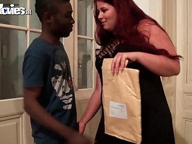 Ebony Chubby German Chick Gets a Fuck! Very Rares