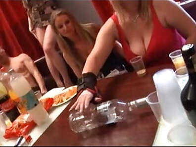 Poolcrap Student Gives His Bro In A Fuck Party!