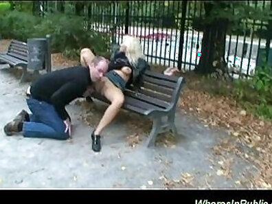 Teen Beautie masturbates while outdoor dildo