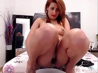 Smoking big tit babe in bathroom drinking urine